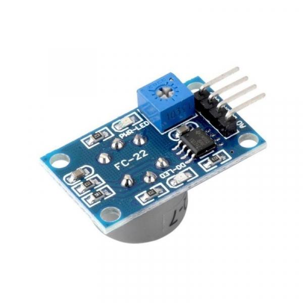 Modul cu senzor MQ-7 pentru detectie monoxid de carbon [1]