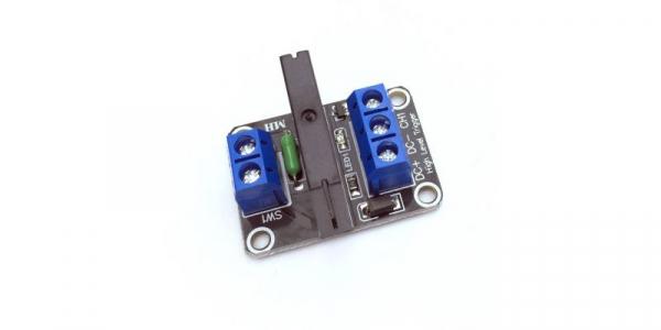 Modul cu un releu SSR, Ucomanda-5V, max.2A-240VAC [0]