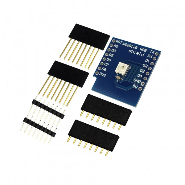 Modul de comanda LED adresabil W2812 RGB [0]