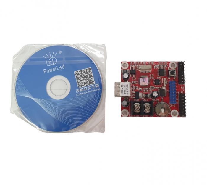 Modul de comanda TF-S6U pentru panouri led 16x32 / 1280x16 / 640x32 [0]