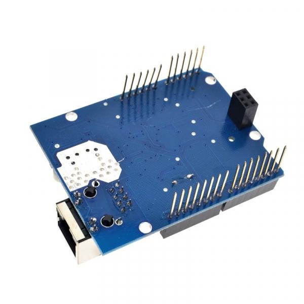 Modul de extindere placa de retea W5100 cu card SD [1]