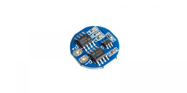 Modul de incarcare baterie Li-Ion cu protectie HX-2S-A2 compatibila Arduino [0]