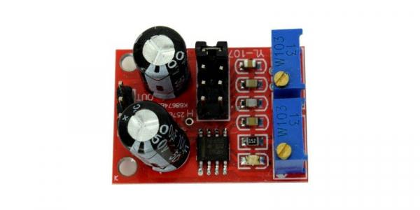 Modul generator semnal dreptunghiular cu NE555, frecventa si factor de umplere reglabil [0]