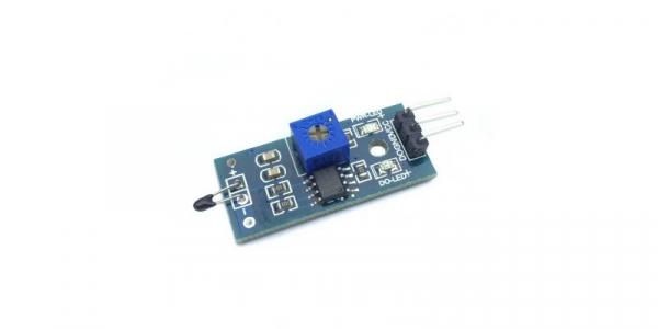 Modul pentru masurarea temperaturii cu senzor tip termistor cu 3 pini [0]