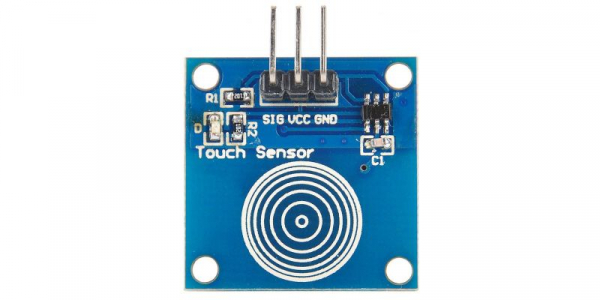 Modul senzor tactil capacitiv [1]