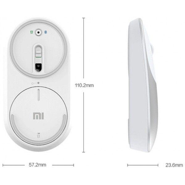 Mouse Wireless Xiaomi Mi Gi Bluetooth 4.0 [1]