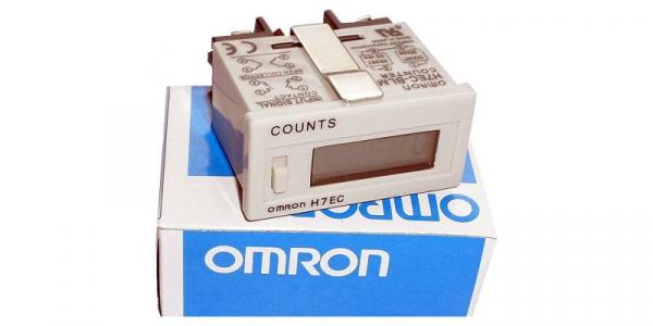 Numarator de impulsuri digital Omron H7EC-BLM [1]