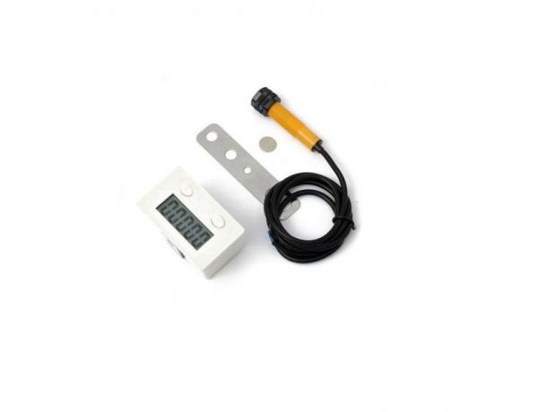 Numarator digital de impulsuri cu senzor magnetic ZX-5DK (contor digital) [3]