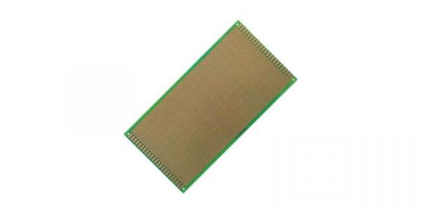 Placa de Test Gaurita, Verde, 130x250mm 4050 puncte de lipire, placa universala circuite [1]