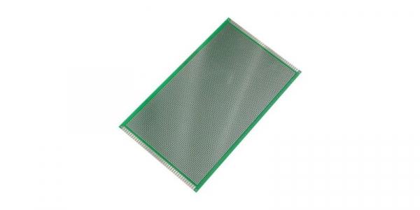 Placa de Test Gaurita, Verde, 180x300mm 7280 puncte de lipire, placa universala circuite [0]