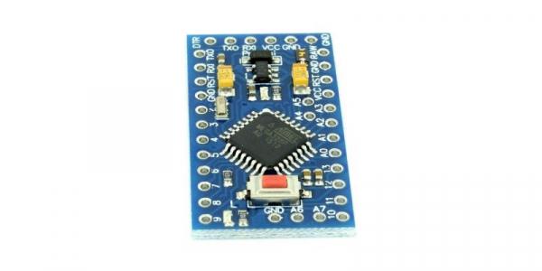Placa / Platforma de dezvoltare compatibila Arduino ProMini 3.3V/8MHz ATmega328P [0]