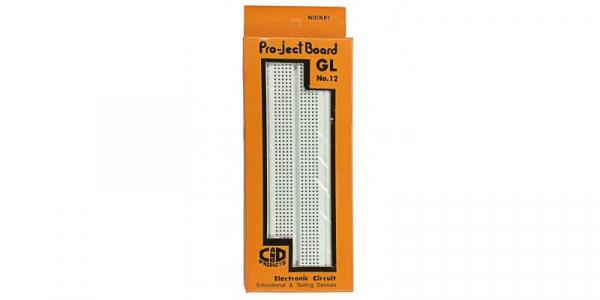 Placa test Breadboard 175x67x8mm, (GL-12) [0]