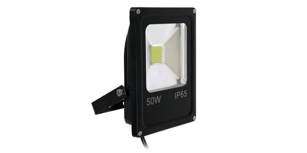 Proiector cu LED 50W, Slim [0]