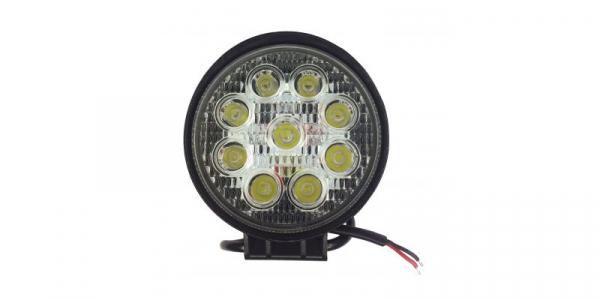 Proiector auto cu LED 27W 12V [0]