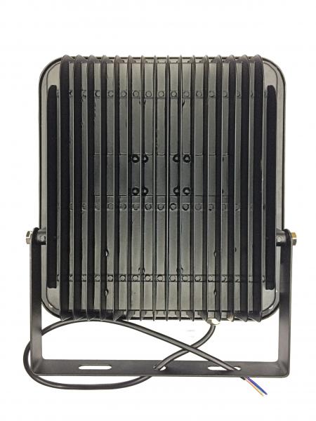 Proiector LED 100W, alb cald, 2x50W LED, IP65, 220V [2]