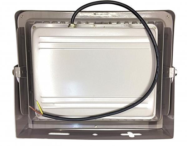 Proiector LED 200W, alb cald, 4x50W LED, IP65, 220V [1]