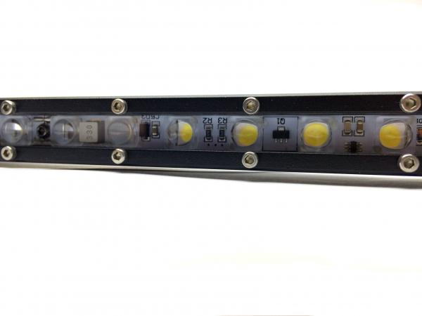 Proiector LED bar auto off-road 10led, 10w, 23cm, bara led off-road [1]