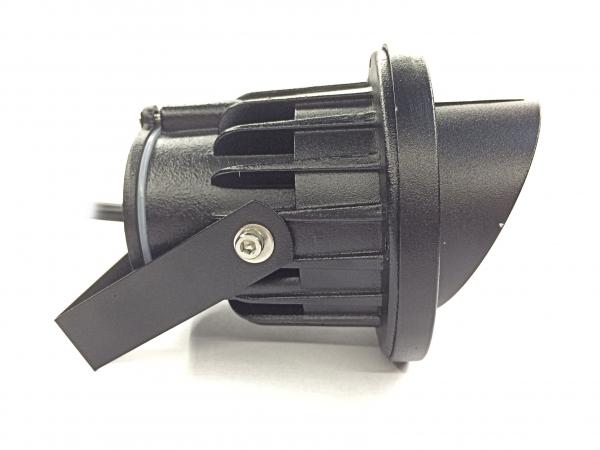 Proiector LED gradina, 5W COB, alb cald, 220V [2]