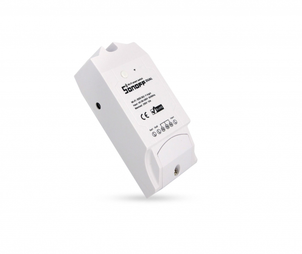 Releu wireless WiFi Sonoff dual [0]