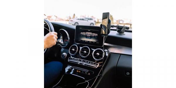 RoboSonic Suport de incarcare telefon, incarcare rapida QI [1]