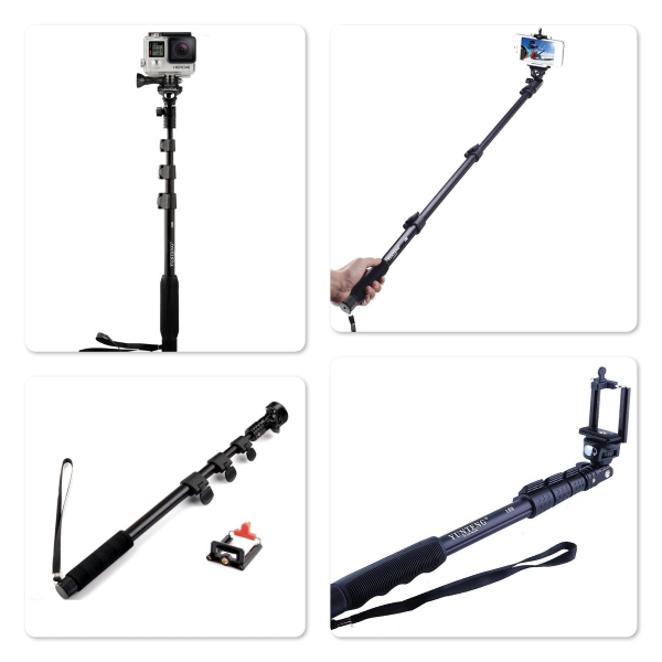 Selfie stick pentru camere/telefoane YT-188 [3]
