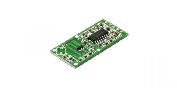 Senzor de miscare / proximitate cu microunde pentru Arduino RCWL-0516 [0]