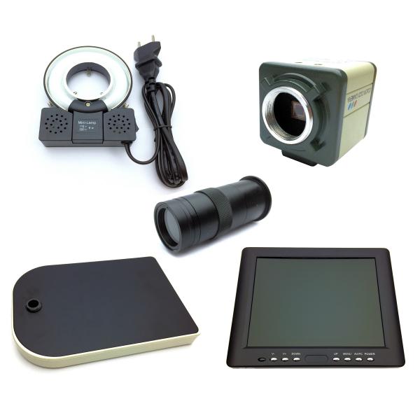 Set complet microscop digital [2]