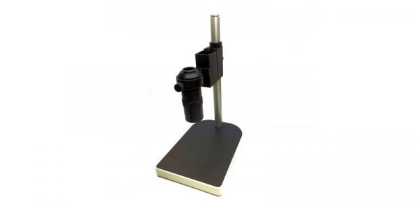 Set pentru microscop digital stand+lentila cu zoom 0.12-2X [0]