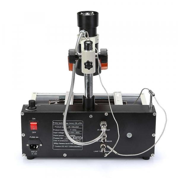 Statie de lipit cu infrarosu T-870A [3]