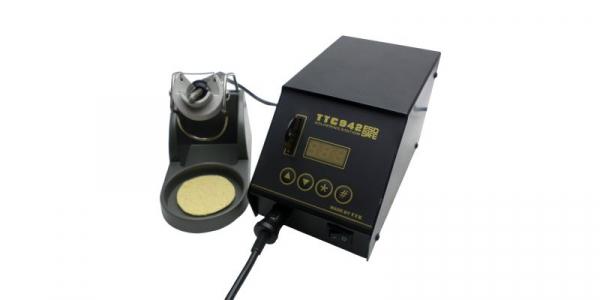 Statie de lipit cu letcon si afisaj digital TTC942 220V [0]