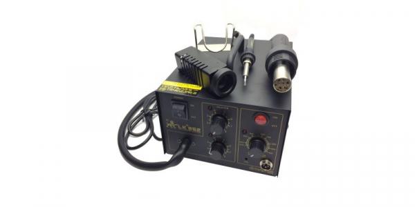 Statie de lipit + suflanta aer cald (fara afisaj) Lion King LK852 220V 580W [0]