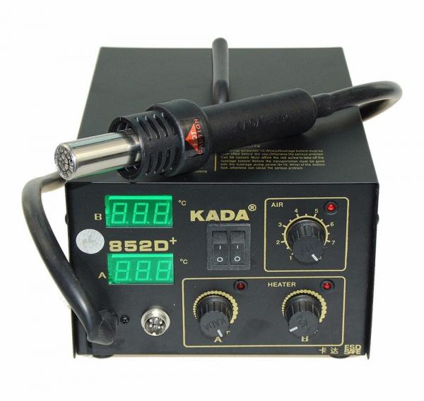 Statie de lipit + suflanta aer cald Kada 852D+ 220V 580W [0]