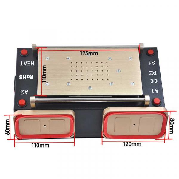 Statie de reparatie (separare) ecrane LCD [4]