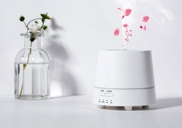 Stump Difuzor umidificator pentru aromaterapie [0]