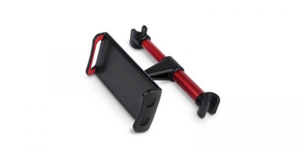 Suport auto pentru telefon/tableta cu prindere pe bratele tetierei [0]