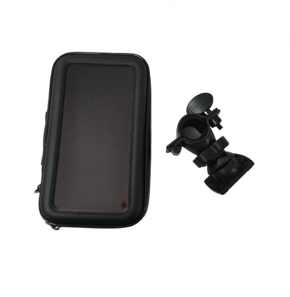 Suport impermeabil de bicicleta pentru telefon mobil (weather resistant) [1]