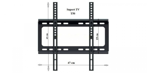 "Suport TV T50 - LED, LCD,   26""- 55"" [0]"