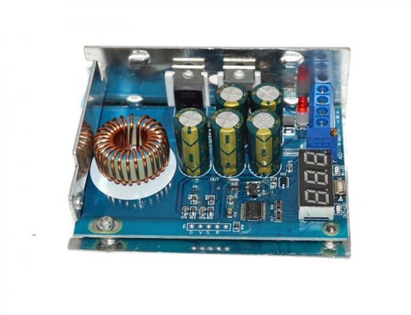 Sursa coboratoare de tensiune (step-down) 10A 300W DC-DC cu cutie de  tabla OKY-3508 [1]