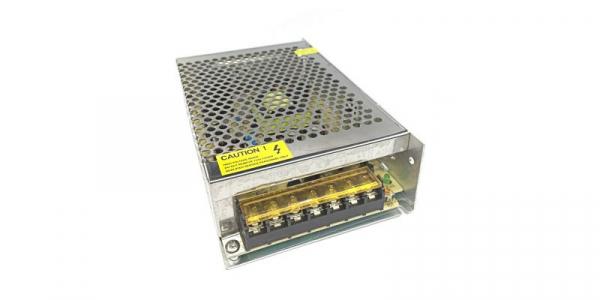 Sursa de alimentare industriala / in comutatie 12V 10A in cutie de tabla perforata SPD-120W [0]