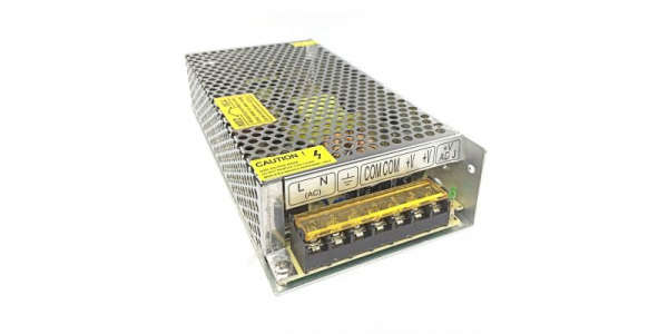 Sursa de alimentare industriala in cutie de tabla perforata 12V 15A - SPD-180W [0]