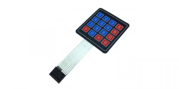Tastatura cu 16 taste compatibila Arduino OKY0272 [0]