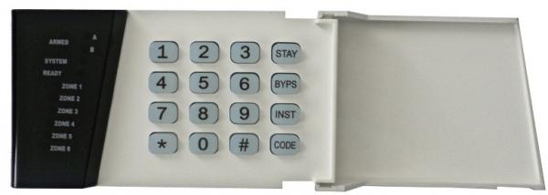 Tastatura KP-106 pentru centrala Cerber C52 [1]