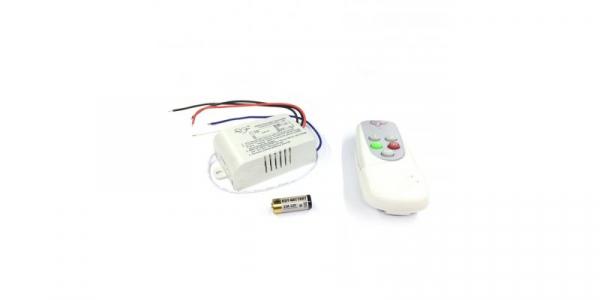 Telecomanda RF si modul cu patru canale pentru iluminat (YB-084) - KIT LUSTRA-04 [0]