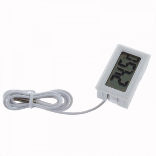 Termometru digital alb de panou TPM-10-W [0]