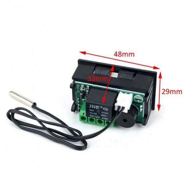 Termostat digital cu sonda OKY3065-4 [2]