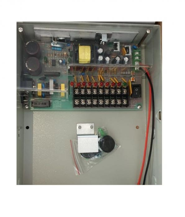 Sursa de alimentare cu backup, 9 canale, UPS 12V10A [1]