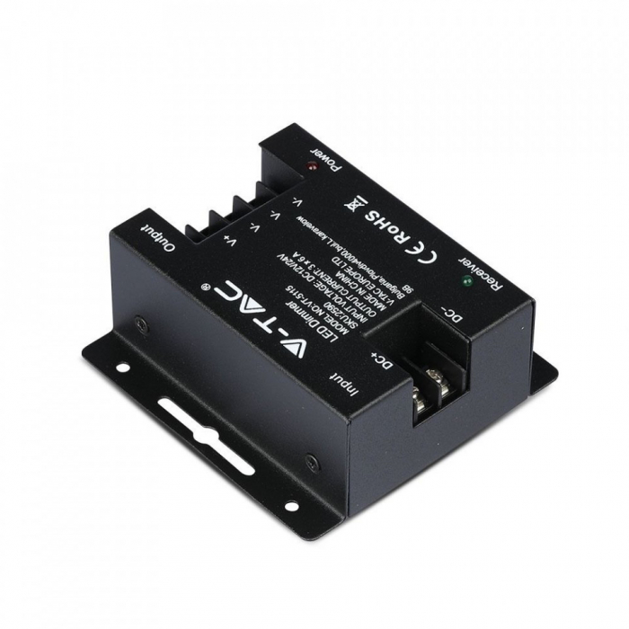Variator led monocrom cu telecomanda touch cu 6 butoane, max 18A [2]