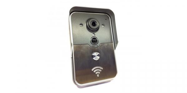 Videointerfon IP Wireless, conectare Smartphone [0]