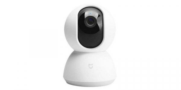 Xiaomi Mijia 360 Camera IP HD Inteligenta Wi-Fi [0]