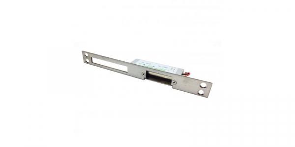 Yala electromagnetica incastrabila pentru control acces, NC, 12V 120mA (mare) [0]